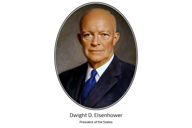 Dwight D Eisenhower Us Embassy Consulate In Korea