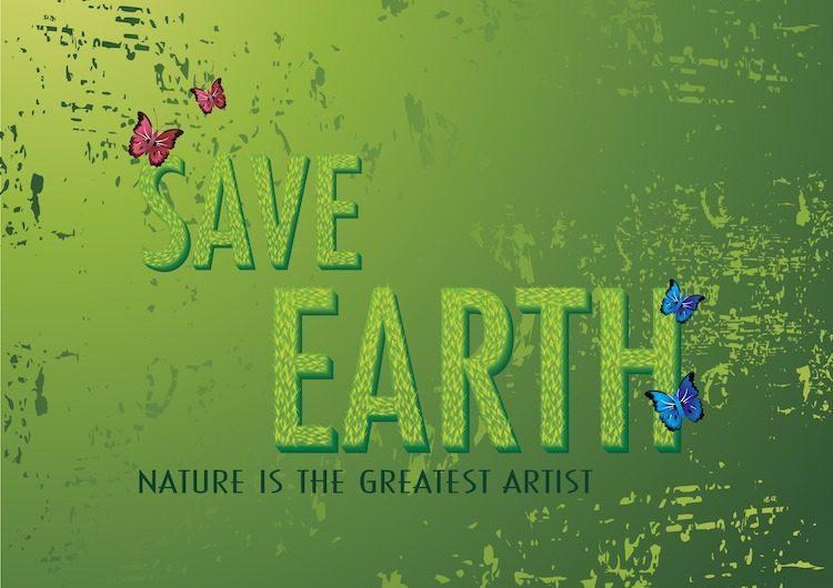 지구의 날(4월 22일)과 식목일(4월 마지막 금요일)