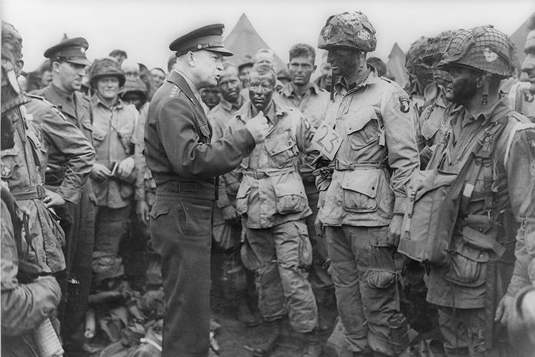 World War II (1941 – 1945)