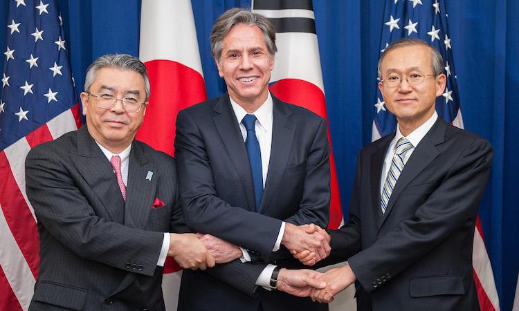 한·미·일 외교차관협의회 주요 결과