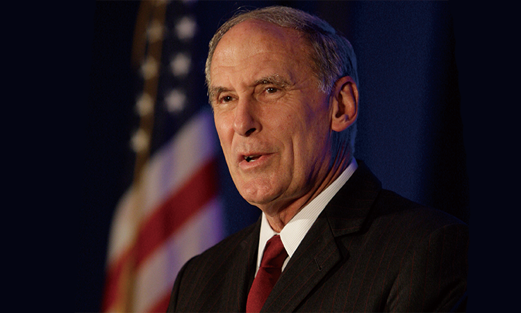 01/07/17-President-Elect Trump Nominates Former Sen. Dan Coats Director of Nat'l Intelligence