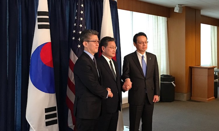U.S.-Japan-R.O.K. Trilateral Joint Statement on North Korea