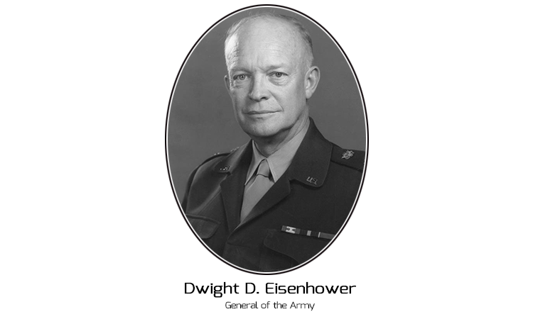 Dwight D Eisenhower Chance For Peace Us Embassy