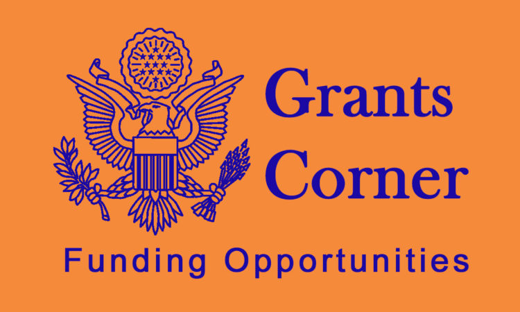 Grants Corner