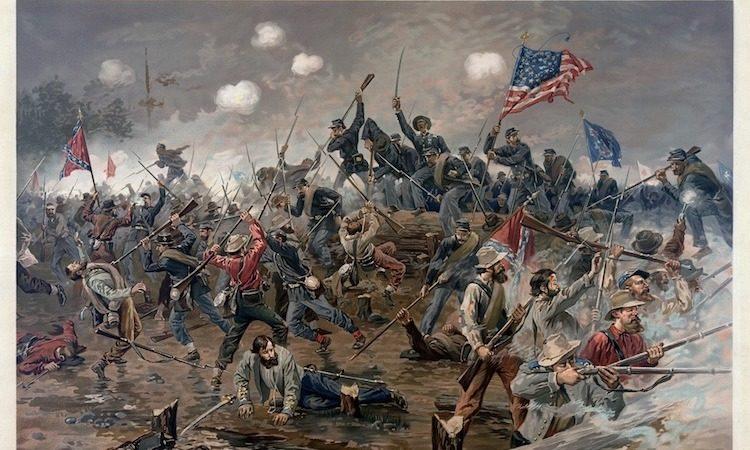 남북 전쟁 (1860 ~ 1865)