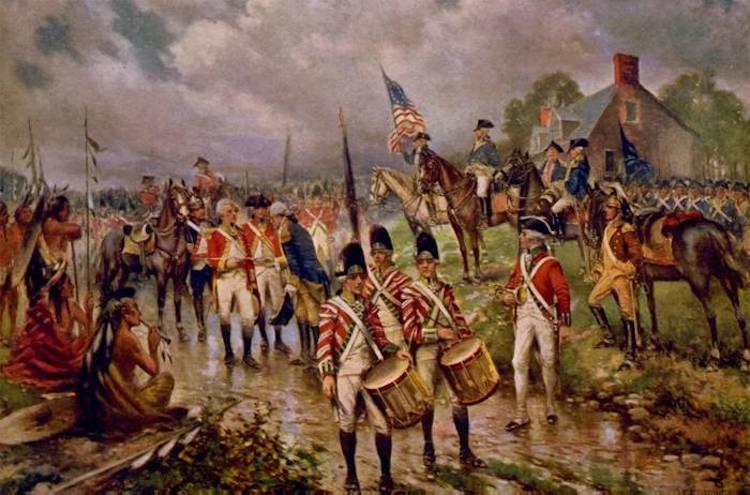 미국 독립전쟁기 (1764 ~ 1789)