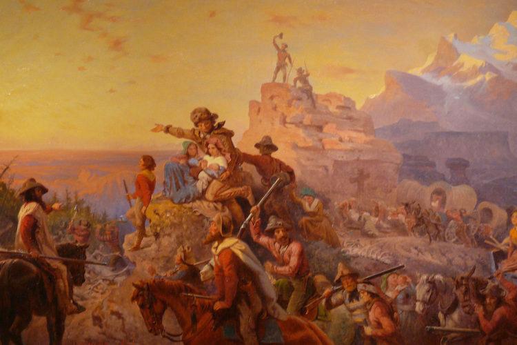 서부확장과 개혁 (1829 ~ 1859)