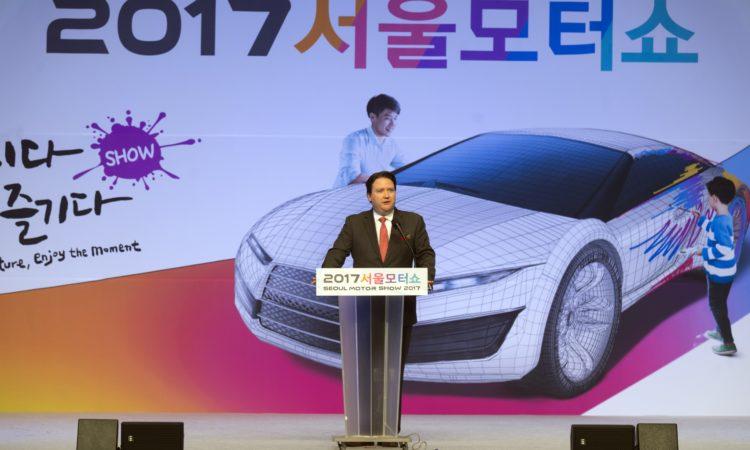 CDA Blog #6 – Seoul Motor Show