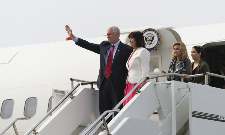 Vice President Mike Pence to Travel to the Republic of Korea