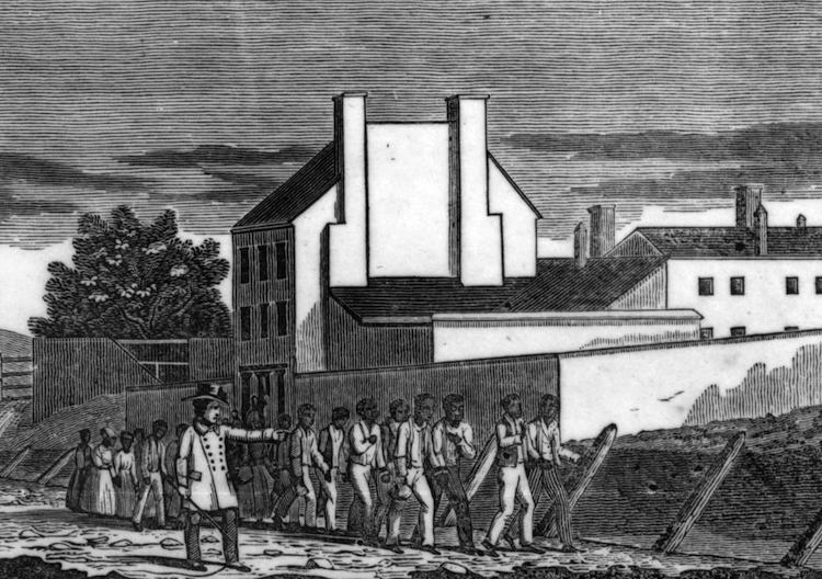 노예 제도, 남북 전쟁 및 서부 개척 시대