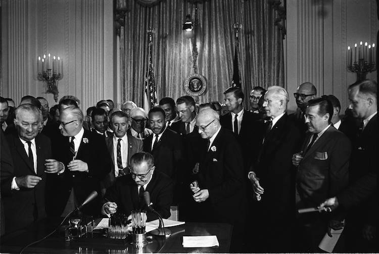 전후의 미국 (1945년부터 1960년대까지)