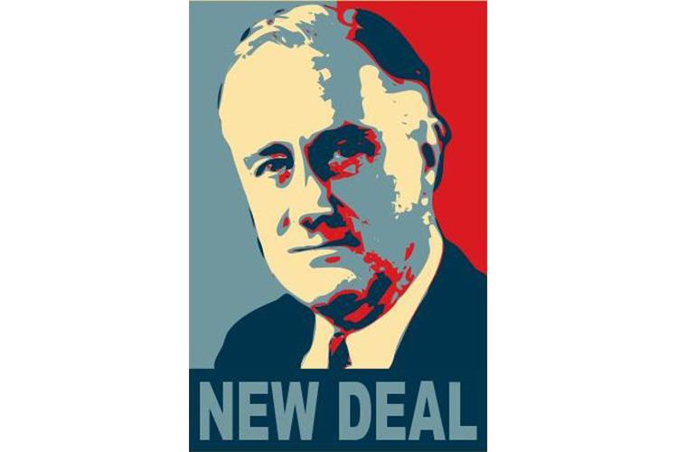 대공황과 뉴딜 정책(1929년부터 1941년까지)