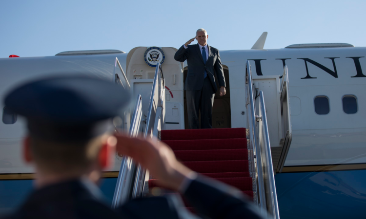 Vice President Mike Pence to Travel to the Republic of Korea, Japan, Indonesia, Australia, and Hawaii