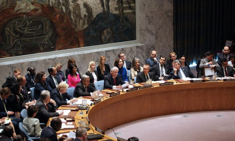 Remarks at the United Nations Security Council Ministerial Session on D.P.R.K.