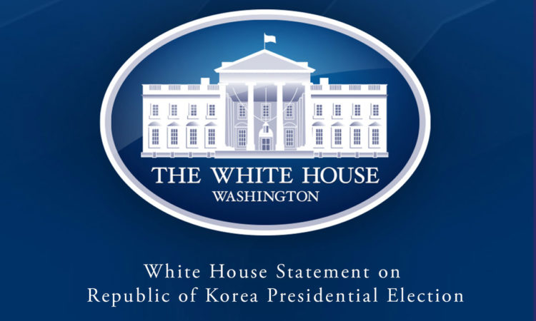 Statement from the Press Secretary