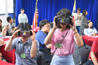 Virtual Reality (VR) Workshop with ROK Army Officers Session 3