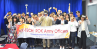Virtual Reality (VR) Workshop with ROK Army Officers Session 2