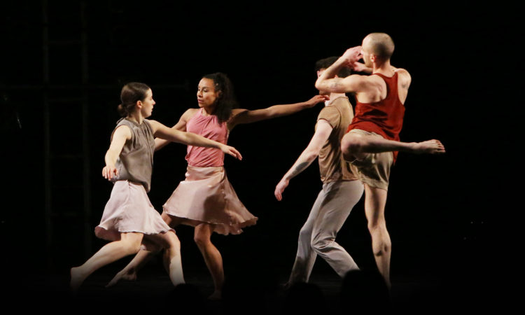 New York-based Brian Brooks Dance Company Performs at the 13th Busan International Dance Festival