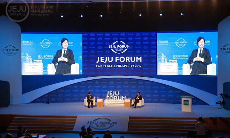 CDA Blog #10 : Jeju Forum for Peace and Prosperity 2017