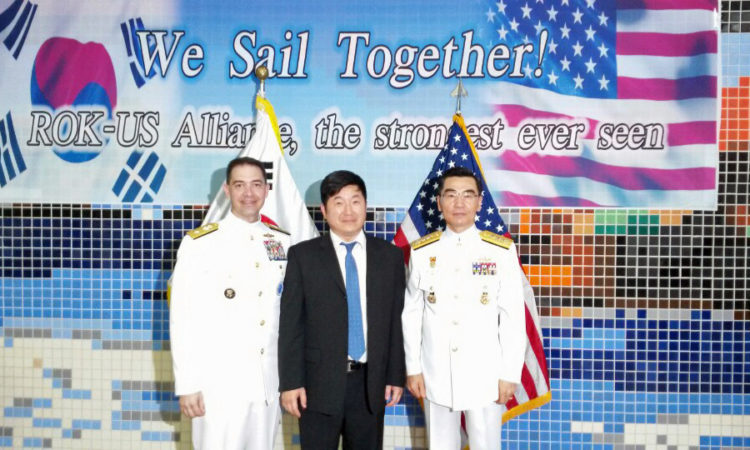 Concert Celebrates Anniversaries of CNFK, ROK Navy
