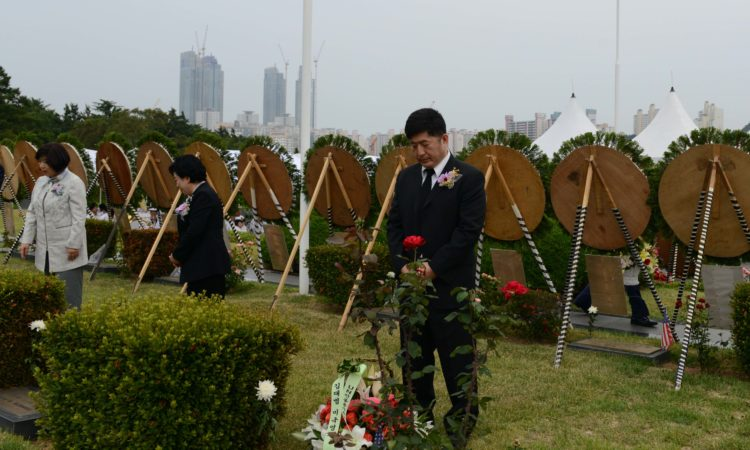 On June 25, Consul Dae B. Kim spoke at the annual wreath-laying ceremony at the U.N. Memorial Cemetery in Korea (UNMCK), dedicated to fallen UN soldiers from the Korean War. Around 200 guests were in attendance.
