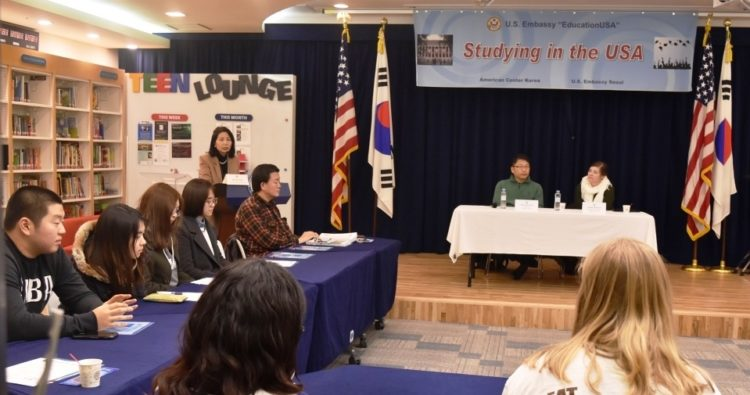 EducationUSA Seminar with Lehigh University
