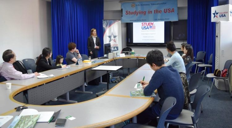 EducationUSA Series Promotes Studying in the United States