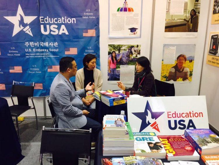 아메리칸센터, 미국유학박람회를 통해 교육외교 증진