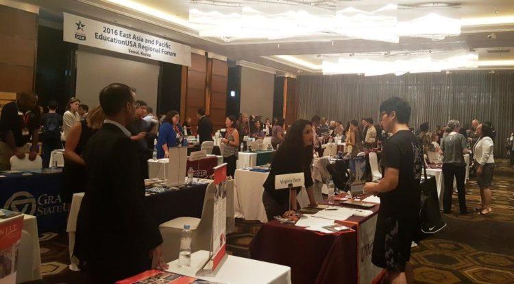 EducationUSA, 미국 고등교육 관계자들과 한국의 유학지망생에게 유익