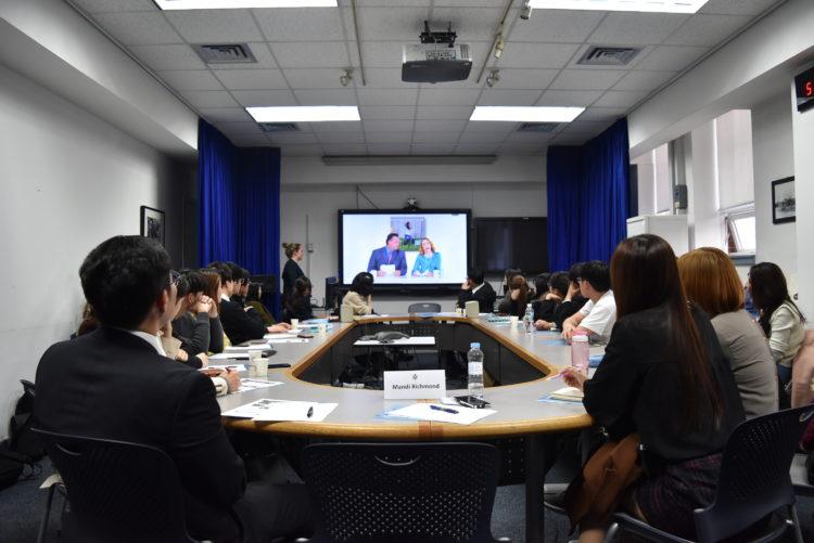 Spring 2017 EducationUSA Fair at the U.S. Embassy Seoul (March 24)