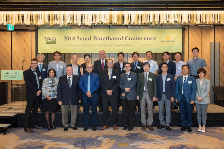 FAS Seoul Hosts 2018 Bio-ethanol Conference