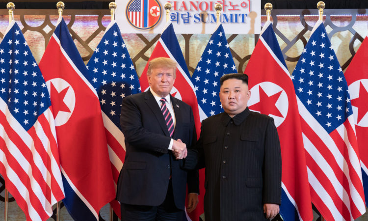 Remarks by President Trump and Chairman Kim Jong Un of the Democratic People's Republic of Korea in a 1:1 Conversation