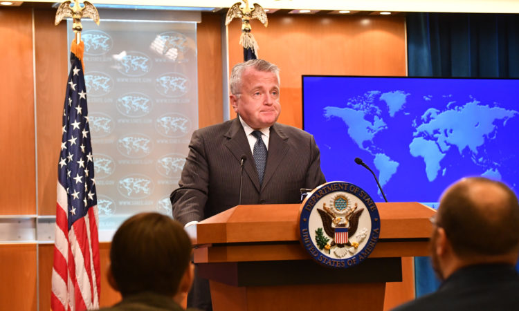Acting Secretary Sullivan Delivers Remarks on the Release of the 2017 Country Reports on Human Rights Practices