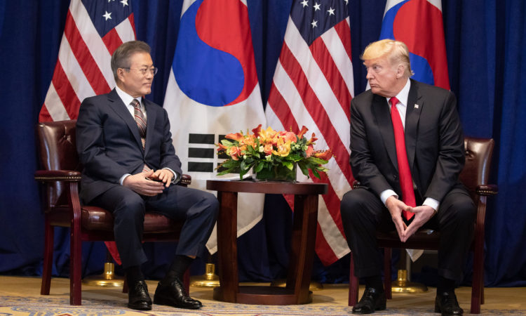 President Donald J. Trump is Fulfilling His Promise on the United States–Korea Free Trade Agreement and on National Security