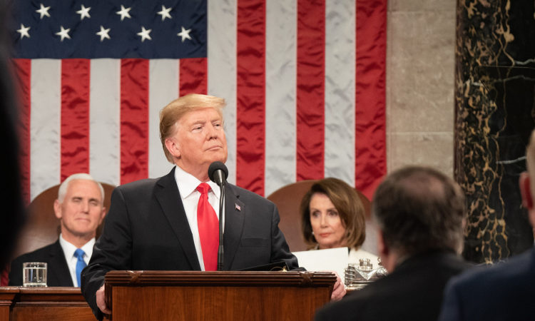President Donald J. Trump's State of the Union Address