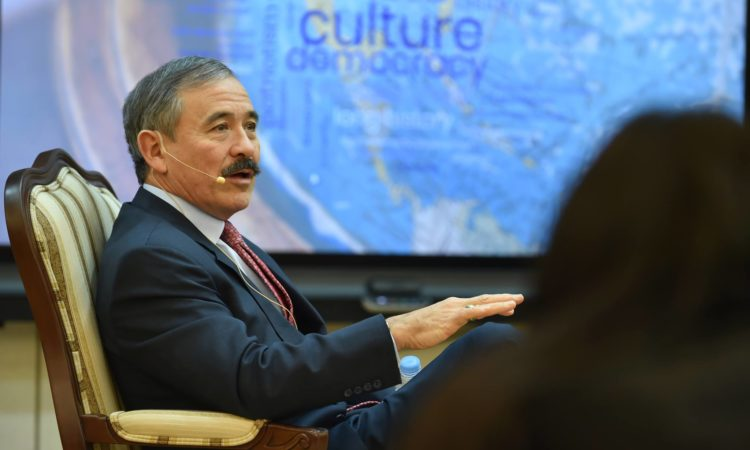 "Ambassador Harry Harris Launches ""NextGen Matters"" Outreach Program"