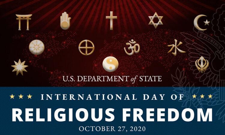 International Religious Freedom Day