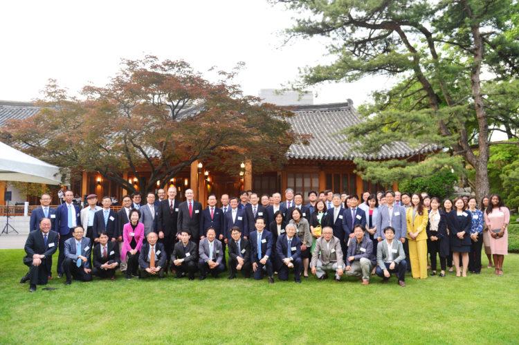 Agricultural Alumni Reception