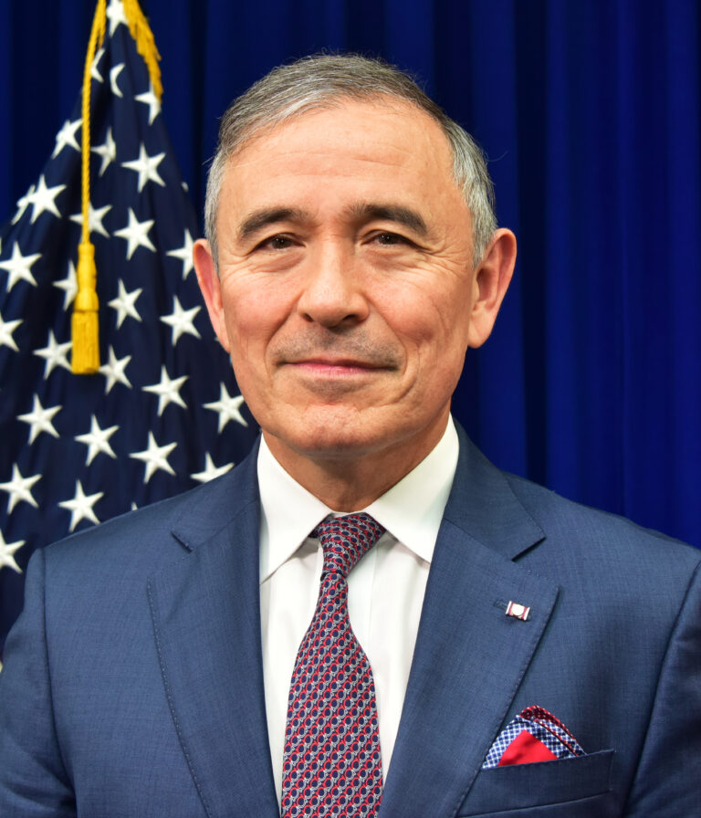 Photo of Ambassador Harry Harris