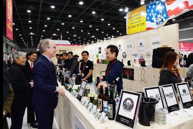 2019 Korea International Beer Expo
