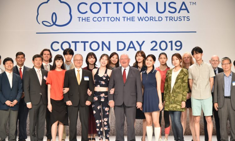 Agriculture Secretary Sonny Perdue Thanks Korean Customers for Purchasing American Cotton