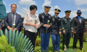 Acting Consul Chung Joon Lee Speaks U.S. – Korea Alliance at the Late General Whitcomb's Memorial Service