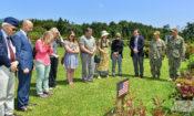 유엔기념공원 미군 참전용사의 가족들을 맞이하다