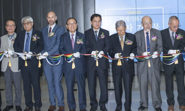 Consul Marks the Special Exhibition on Joseon Tongshinsa