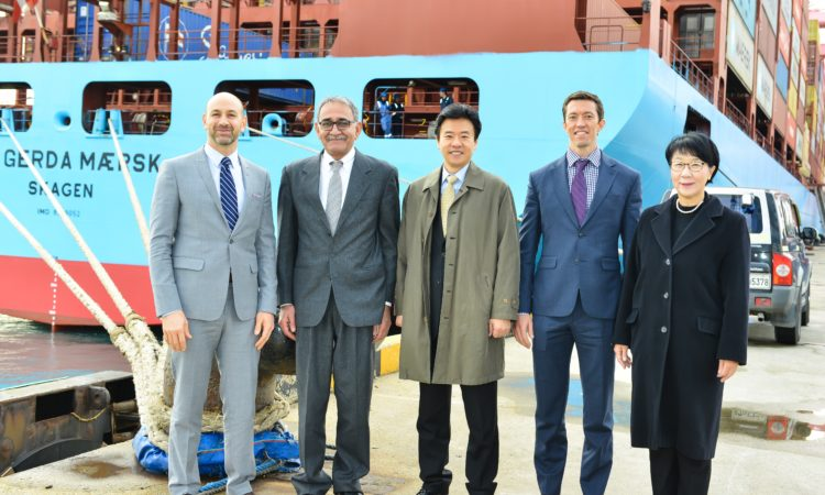 Minister Counselor for Economic Affairs Dhillon Visits Busan and Ulsan