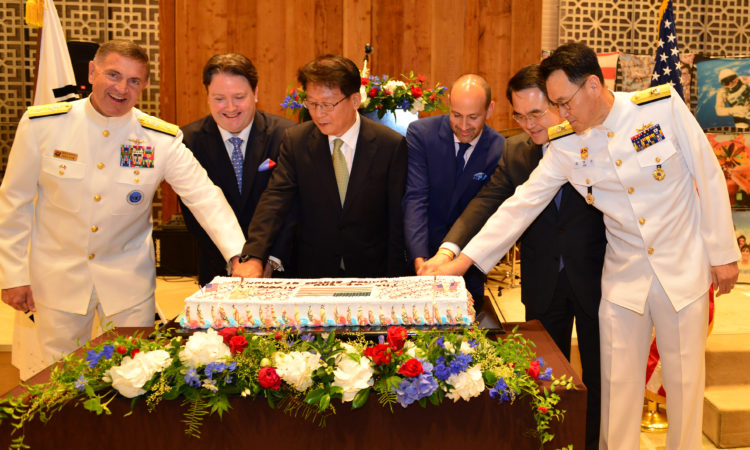 U.S. Consulate Busan Celebrates the 242nd Anniversary of U.S. Independence