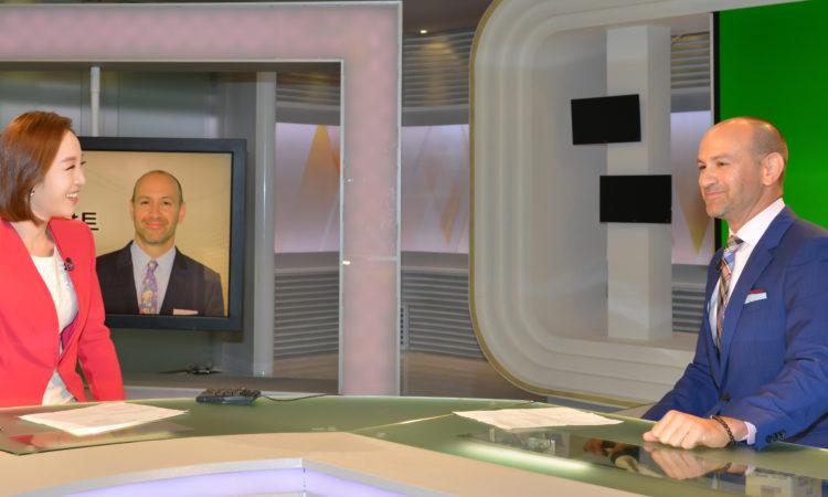 """Consul Gedacht on KNN TV's """"People Focus"""""""