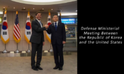 Readout of the Defense Ministerial Meeting Between the Republic of Korea and the United States