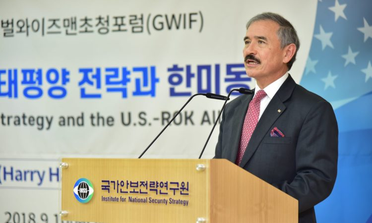 Ambassador Harry Harris on Indo-Pacific Strategy and the U.S.-ROK Alliance