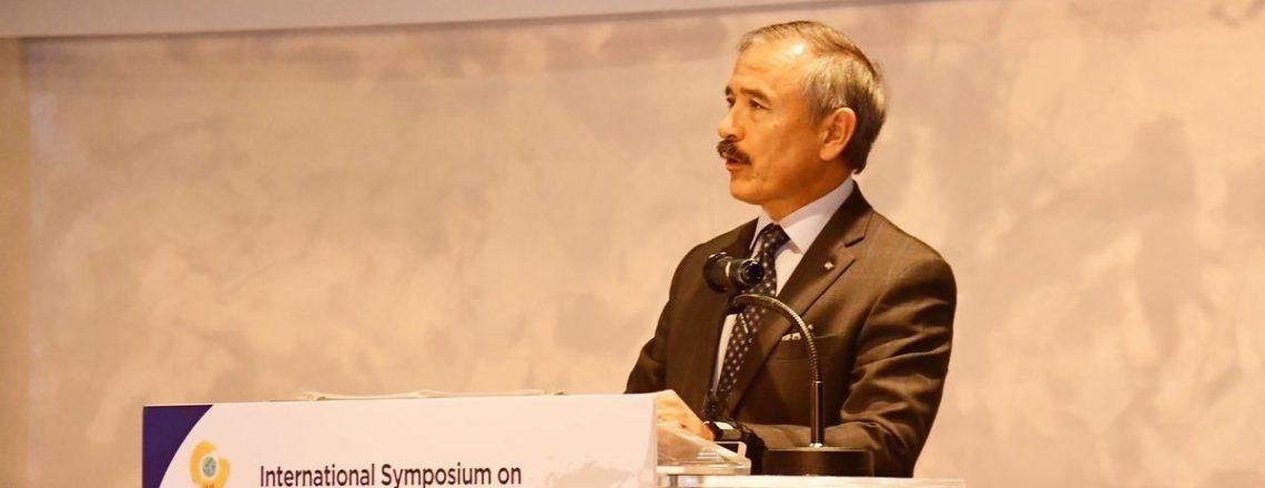Ambassador Harris Addresses at KOICA International Global Health Security Agenda Symposium